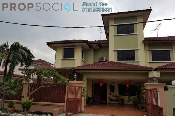 For Sale Semi-Detached at Bandar Bukit Tinggi 1, Klang Freehold Semi Furnished 5R/3B 1.65m