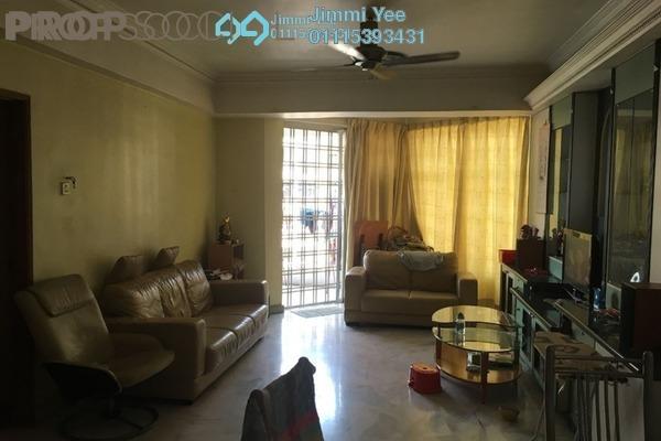 For Sale Condominium at Desa Gembira, Kuchai Lama Freehold Semi Furnished 4R/2B 490k