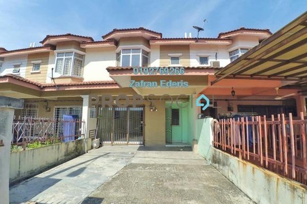 For Sale Terrace at Bandar Putera Klang, Klang Freehold Unfurnished 4R/3B 380k