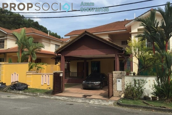 For Sale Semi-Detached at Prima Ville, Rawang Freehold Semi Furnished 4R/3B 1.25m