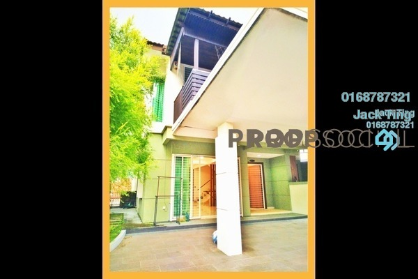 For Sale Terrace at Sering Ukay, Ukay Freehold Semi Furnished 6R/5B 1.5m
