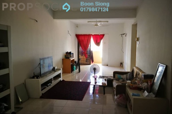 For Rent Apartment at Bougainvilla, Segambut Freehold Unfurnished 3R/2B 1.4k
