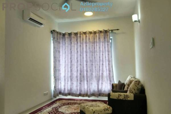 For Rent Condominium at Vega Residensi, Cyberjaya Freehold Semi Furnished 1R/1B 1.1k