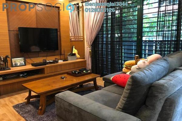For Sale Terrace at Nadia, Desa ParkCity Freehold Fully Furnished 4R/4B 2.38m