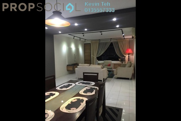 For Sale Condominium at Mont Kiara Palma, Mont Kiara Freehold Fully Furnished 3R/2B 950k