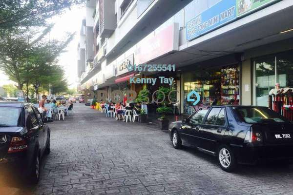 For Sale Shop at First Residence, Kepong Freehold Semi Furnished 0R/0B 1.39m