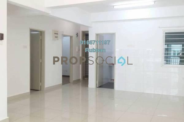 For Sale Condominium at Casa Tropika, Puchong Freehold Semi Furnished 3R/2B 390k
