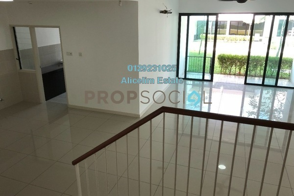 For Rent Townhouse at Primer Garden Town Villas, Cahaya SPK Freehold Semi Furnished 3R/4B 1.55k