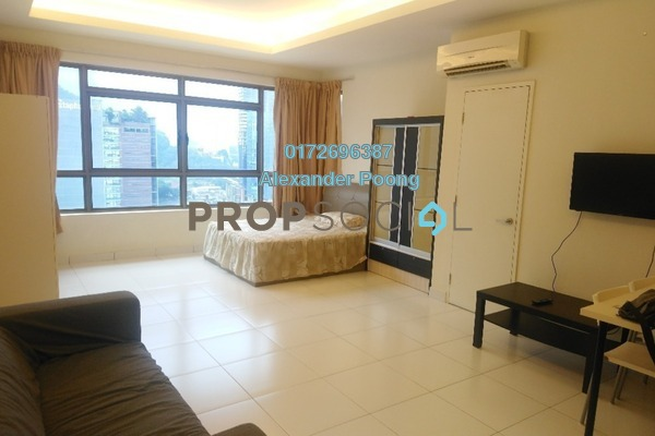 For Sale SoHo/Studio at Neo Damansara, Damansara Perdana Freehold Fully Furnished 1R/1B 450k