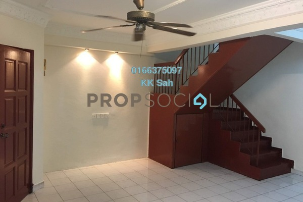 For Sale Link at Taman Sri Bahagia, Cheras South Freehold Semi Furnished 4R/3B 560k
