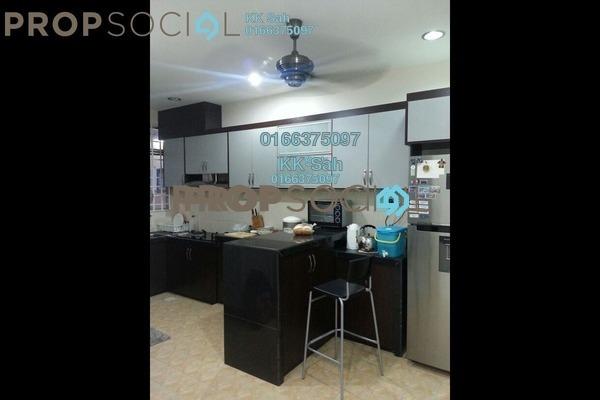 For Sale Terrace at Section 6, Bandar Mahkota Cheras Freehold Semi Furnished 4R/3B 638k