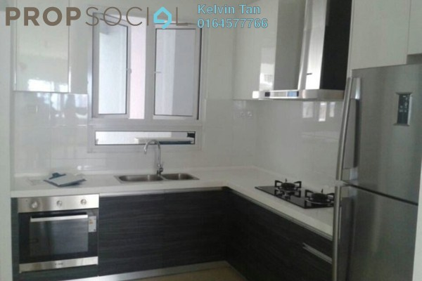 For Sale Condominium at Pearl Regency, Gelugor Freehold Semi Furnished 3R/2B 900k
