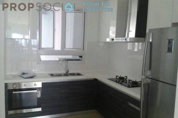 For Rent Condominium at Pearl Regency, Gelugor Freehold Semi Furnished 3R/2B 2k