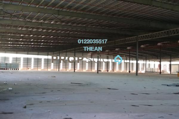 For Rent Factory at Perdana Industrial Park, Port Klang Freehold Unfurnished 0R/0B 490k