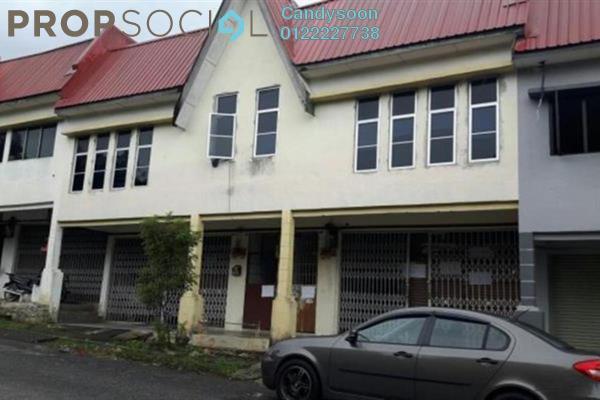 For Sale Shop at Taman Kajang Utama, Kajang Freehold Unfurnished 0R/2B 550k