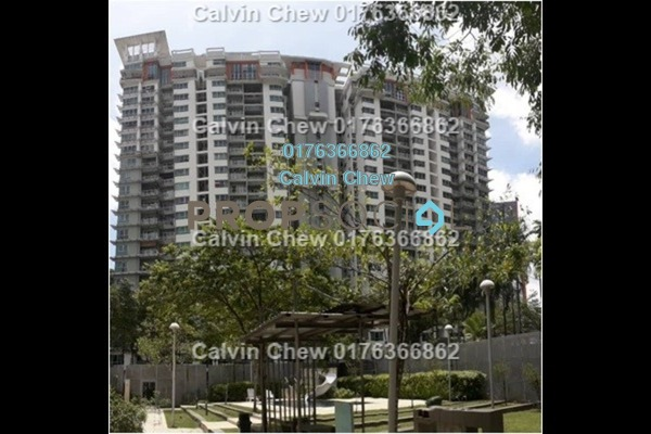 For Sale Condominium at Metropolitan Square, Damansara Perdana Freehold Unfurnished 3R/2B 423k