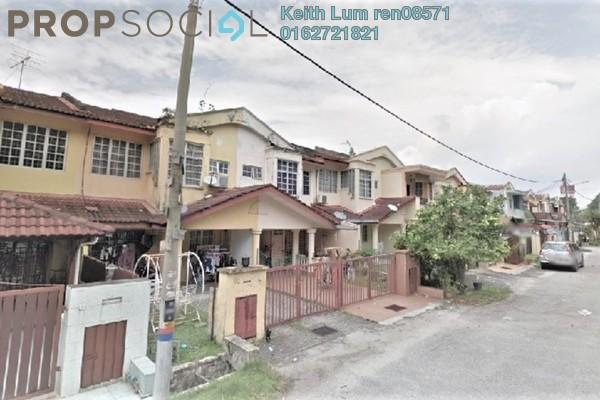 For Sale Terrace at Villa Damansara, Kota Damansara Freehold Semi Furnished 4R/3B 850k