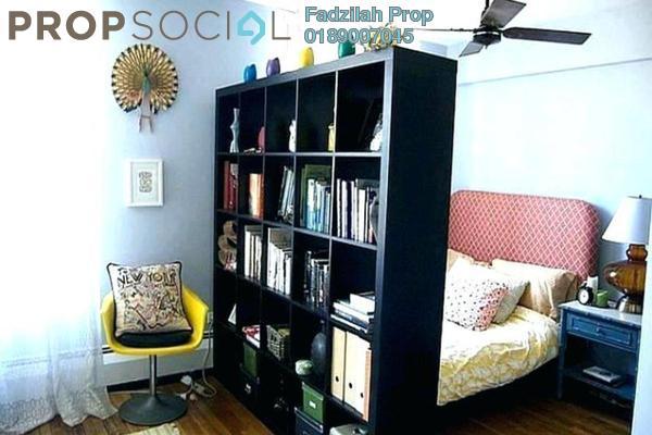 For Rent SoHo/Studio at Mayfair, Sri Hartamas Freehold Fully Furnished 0R/1B 1.5k