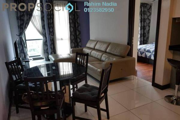 For Sale Serviced Residence at Casa Residency, Pudu Freehold Fully Furnished 3R/3B 1.2m