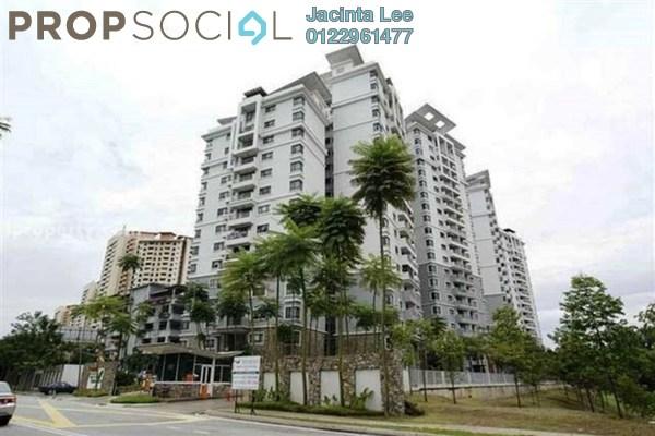 For Sale Duplex at Opal Damansara, Sunway Damansara Freehold Semi Furnished 6R/5B 1.22m