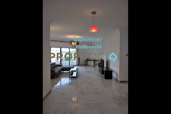 For Rent Condominium at Marina Bay, Tanjung Tokong Freehold Fully Furnished 3R/2B 2.8k