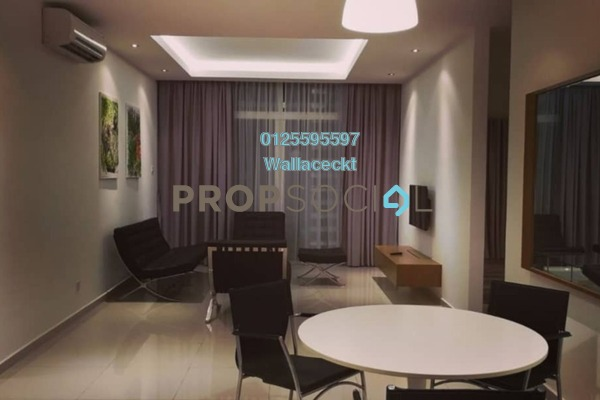 For Rent Condominium at Olive Tree Residences, Bayan Baru Freehold Fully Furnished 3R/1B 2.2k
