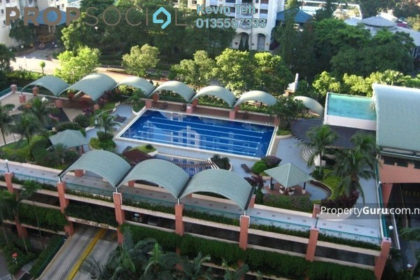 For Sale Condominium at Mont Kiara Palma, Mont Kiara Freehold Fully Furnished 5R/4B 2.6m