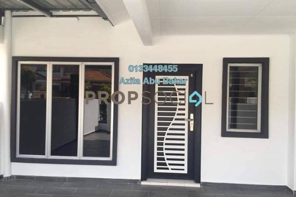 For Sale Terrace at Setia Impian, Setia Alam Freehold Unfurnished 4R/3B 650k