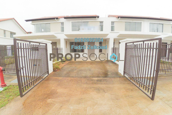 For Sale Terrace at BK7, Bandar Kinrara Freehold Unfurnished 4R/3B 850k
