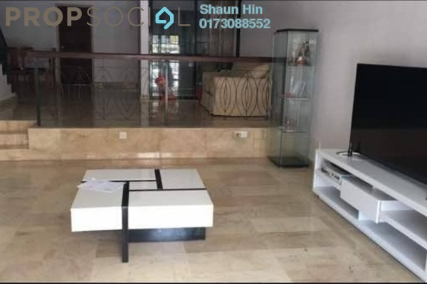 For Sale Terrace at Jelutong Heights, Bukit Jelutong Freehold Fully Furnished 5R/4B 950k