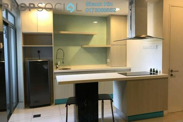 For Rent Condominium at Eve Suite, Ara Damansara Freehold Fully Furnished 0R/1B 1.8k