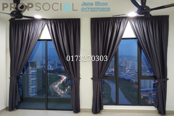 For Rent Condominium at CitiZen, Old Klang Road Freehold Semi Furnished 4R/2B 1.7k
