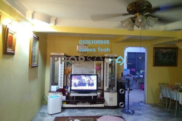 For Sale Terrace at Section 1, Bandar Mahkota Cheras Freehold Semi Furnished 4R/3B 450k