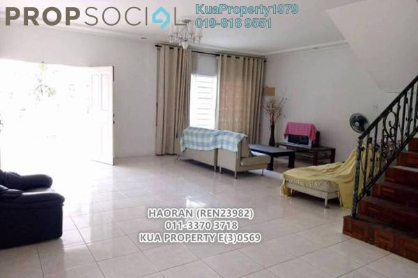 For Sale Semi-Detached at Green Heights, Kuching Freehold Fully Furnished 4R/3B 880k