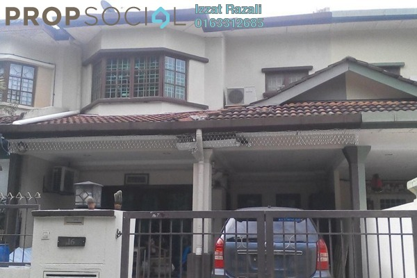 For Sale Link at Ukay Perdana, Ukay Freehold Semi Furnished 4R/3B 780k