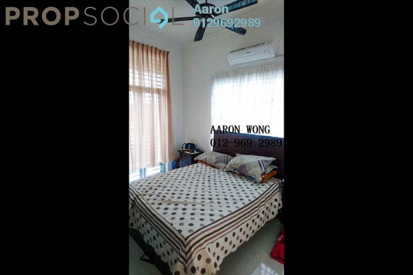 For Sale Semi-Detached at Taman Bertam Perdana, Melaka Freehold Semi Furnished 4R/3B 480k