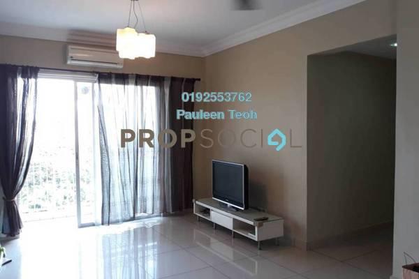 For Rent Condominium at Anggun Puri, Dutamas Freehold Semi Furnished 3R/2B 1.5k