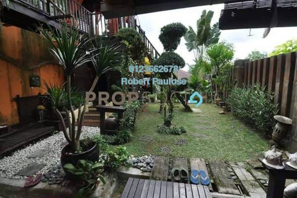 For Sale Terrace at Taman Zooview, Ukay Freehold Fully Furnished 5R/3B 939k