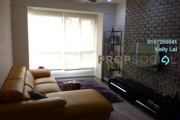 For Sale Condominium at First Residence, Kepong Freehold Fully Furnished 3R/2B 560k