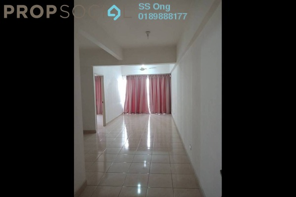 For Rent Condominium at Sea View Tower, Butterworth Freehold Semi Furnished 1R/1B 700translationmissing:en.pricing.unit