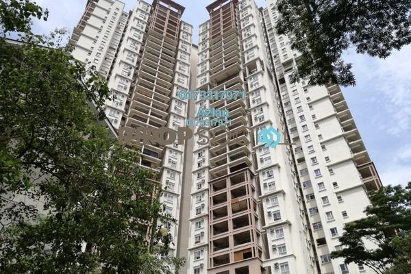 For Sale Duplex at Seri Maya, Setiawangsa Freehold Semi Furnished 5R/5B 1.45m