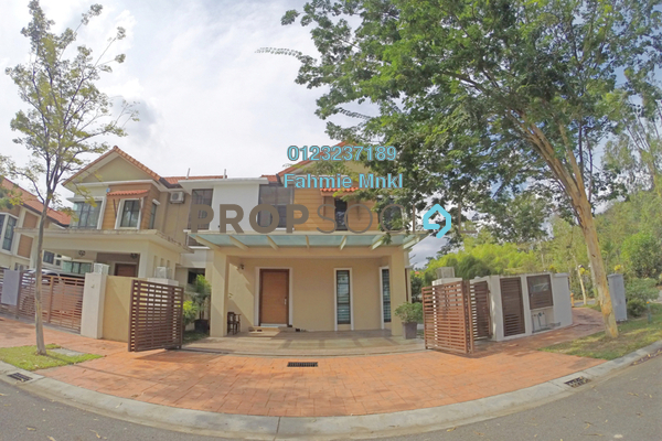 For Sale Semi-Detached at Ilmu, Alam Sari Freehold Fully Furnished 5R/6B 1.95m