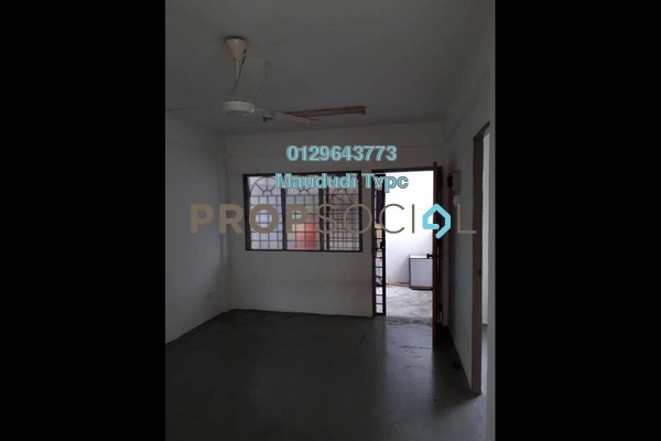 For Sale Apartment at Gugusan Tanjung, Kota Damansara Freehold Semi Furnished 3R/2B 170k