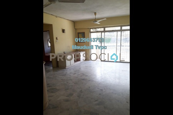 For Sale Apartment at Intan Apartment, Setiawangsa Freehold Semi Furnished 3R/2B 380k