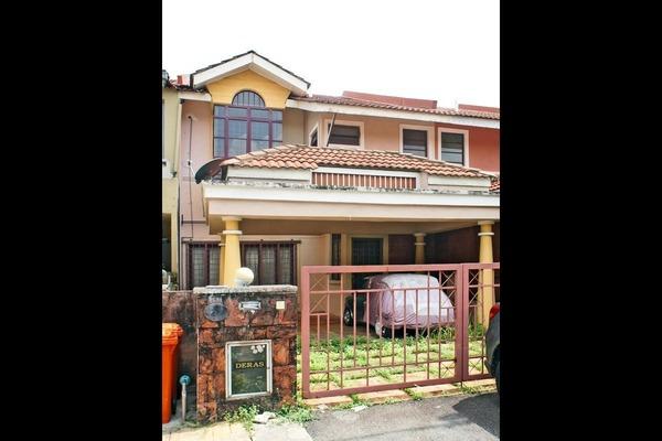 For Sale Terrace at Damansara Emas, Kota Damansara Freehold Unfurnished 4R/3B 1.15m