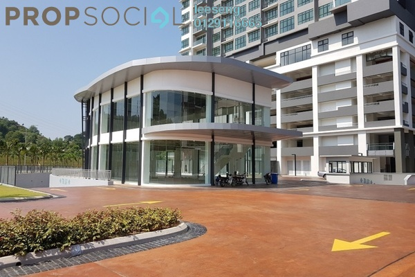 For Rent Office at Conezión, IOI Resort City Freehold Unfurnished 0R/2B 2.6k