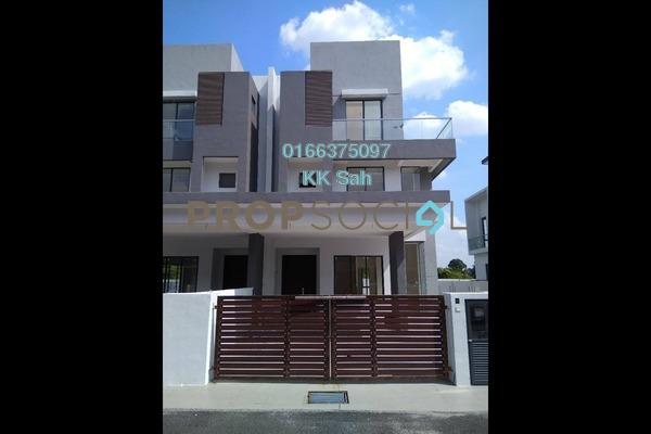 For Sale Semi-Detached at Spring Villa, Bandar Mahkota Cheras Freehold Unfurnished 6R/7B 1.39m