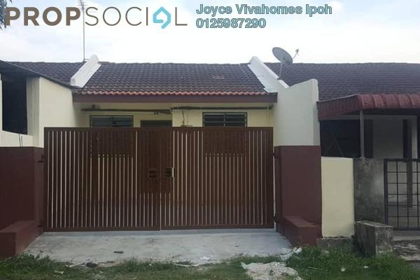 For Sale Terrace at Taman Pinji Mewah, Ipoh Leasehold Unfurnished 3R/2B 185k