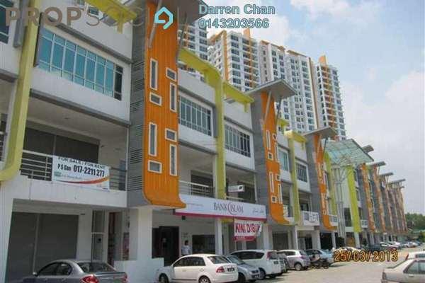 For Rent Shop at The Zest, Bandar Kinrara Freehold Unfurnished 0R/0B 4k