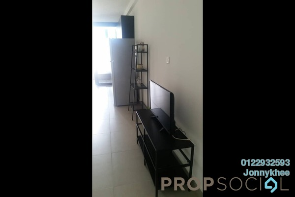 For Rent SoHo/Studio at Flexus Signature Suites, Segambut Freehold Fully Furnished 1R/1B 1.6k
